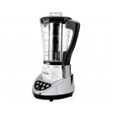 5 Star Chef Soup Blender Maker Juicer Mixer Silver