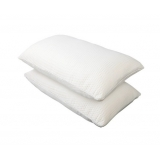 Set of 2 Memory Foam Pillows