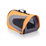 Pet Dog Cat Carrier Travel Bag Large Orange