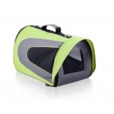 Pet Dog Cat Carrier Travel Bag XLarge Lime Green