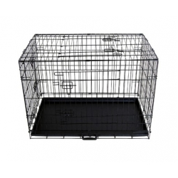 30 Inch Metal Collapsible Dog Cage
