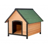 Extra Large Timber Dog Kennel