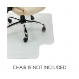 Carpet Floor Office Chair Mat Vinyl 1350 x 1140mm