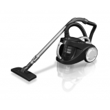 Bagless Cyclone Cyclonic Vacuum Cleaner HEPA Black