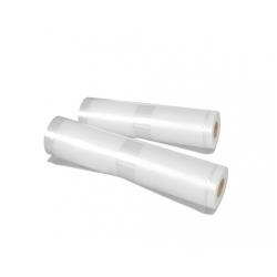 2x Vacuum Food Sealer Storage Rolls 22cm 28 cm