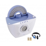 Ionmax 4-in-1 Relaxation Therapy Station Purifier