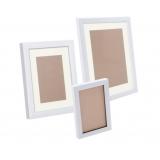 23 pcs Photo Frames Set Wall White