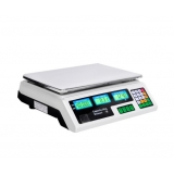 Kitchen Electronic Computing Digital Scales Weight 35KG White