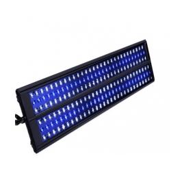 Fish Aquarium Tank LED Light Tube Blue White 60cm
