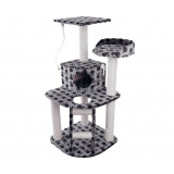 Cat Scratching Poles Post Furniture Tree House Condo