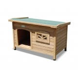 Luxury Timber Wooden Pet Dog Kennel House Cabin