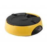Automatic Pet Feeder Food Dispenser 6 Meal Yellow