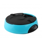 Automatic Pet Feeder Food Dispenser 6 Meal Blue