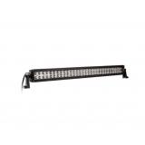 180W Combo Ellip Beam LED Light Bar Interchangeable White & Amber Light