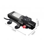 12V 80PSI Diaphragm Water Pressure Pump High PSI Model