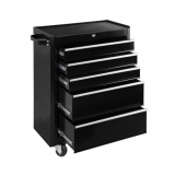 Tool Cabinet Toolbox Trolley 5 Drawers