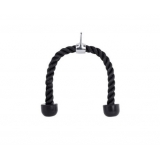 Tricep Pulldown Rope Gym Fitness Weights Equipment