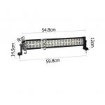 2 in 1 Epistar Heavy Duty LED Work Lamp Spot Flood 120W