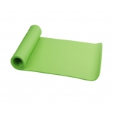 Yoga Gym Pilates NBR Form Mat Green 10mm Thick