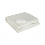 Polyester Deep Fitted Single 3 Heat Settings Electric Blanket