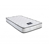 Deluxe High Density Foam Pocket Spring Mattress King Single 19cm