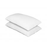 Set of 2 Deluxe Shredded Memory Foam Pillow