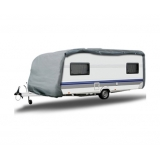 Heavy Duty Caravan Campervan Cover Zips 16 - 18 ft