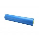 Yoga Gym Pilates EPE Physio Foam Roller Blue 45x15cm