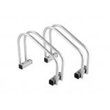 1 - 2 Bicycle Bike Parking Floor Wall Mounted Rack