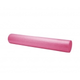 Yoga Gym Pilates EPE Physio Foam Roller Pink 90x15cm