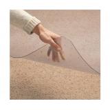 Carpet Floor Office Chair Mat Vinyl 1200 x 900mm