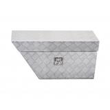 Aluminium Undertray Storage Box Case Toolbox Right