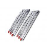 2 x Multi-purpose Aluminium Folding Loading Ramps