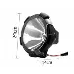 2 x Ultra Bright 9 Inch HID Driving Lights 55W