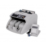 Australian Automatic Cash Note Counter Sorter Grey