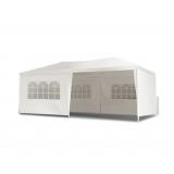 Outdoor Wedding Gazebo Tent 3m x 6m - White