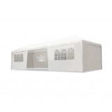 Outdoor Wedding Gazebo Tent 3m x 9m - White