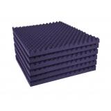 Studio 6 Eggshell Acoustic Foam Purple 50x50cm