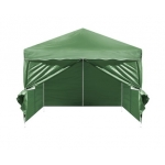 3m x 3m Folding Garden Outdoor Gazebo Marquee-Green