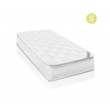 Quality Latex Pillow Top Pocket Spring Firm Mattress Single