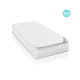 Latex Pillow Top Pocket Spring Mattress KingSingle