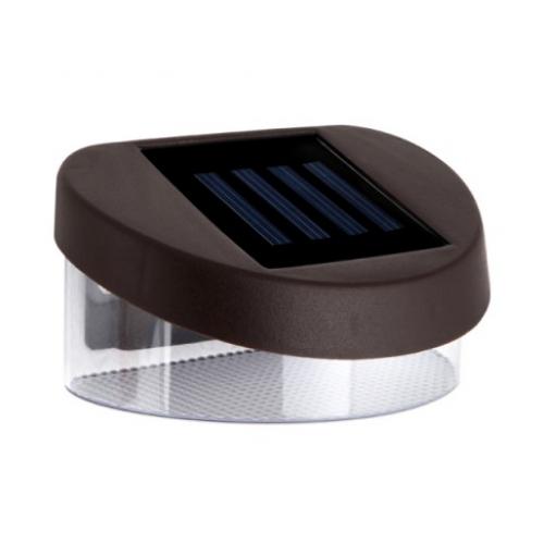 Solar Lights Extra Bright: Set Of 4 LED Ultra Bright Solar Fence Light