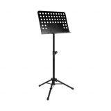 Professional Heavy Duty Music Sheet Stand Black
