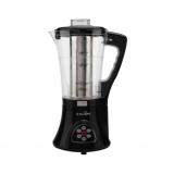 5 Star Chef Soup Blender Maker Juicer Mixer Black