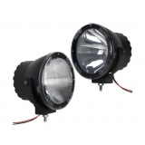 2 x Ultra Bright 7 Inch HID Driving Lights 75W