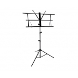 Black Music Sheet Stand