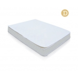 Pillow Top Pocket Spring Mattress Double 22cm