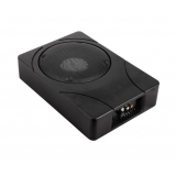 Car Sub Woofer Amplifier Speakers W/ Inbuilt Amp Cables